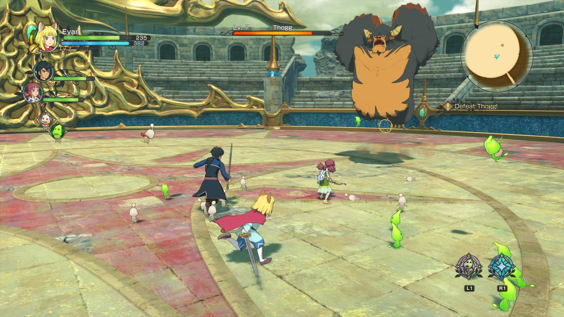 Ni no Kuni II: Revenant Kingdom - The Prince's Edition game image