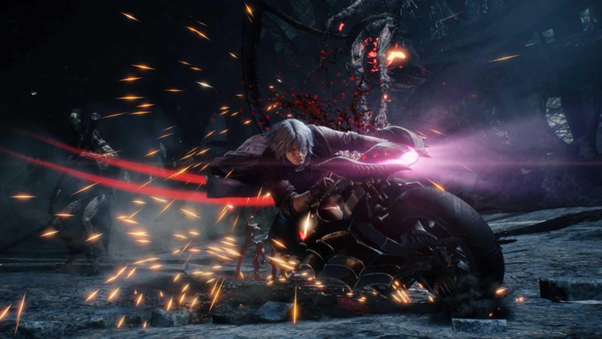 Devil May Cry 5 - Standard Edition game image