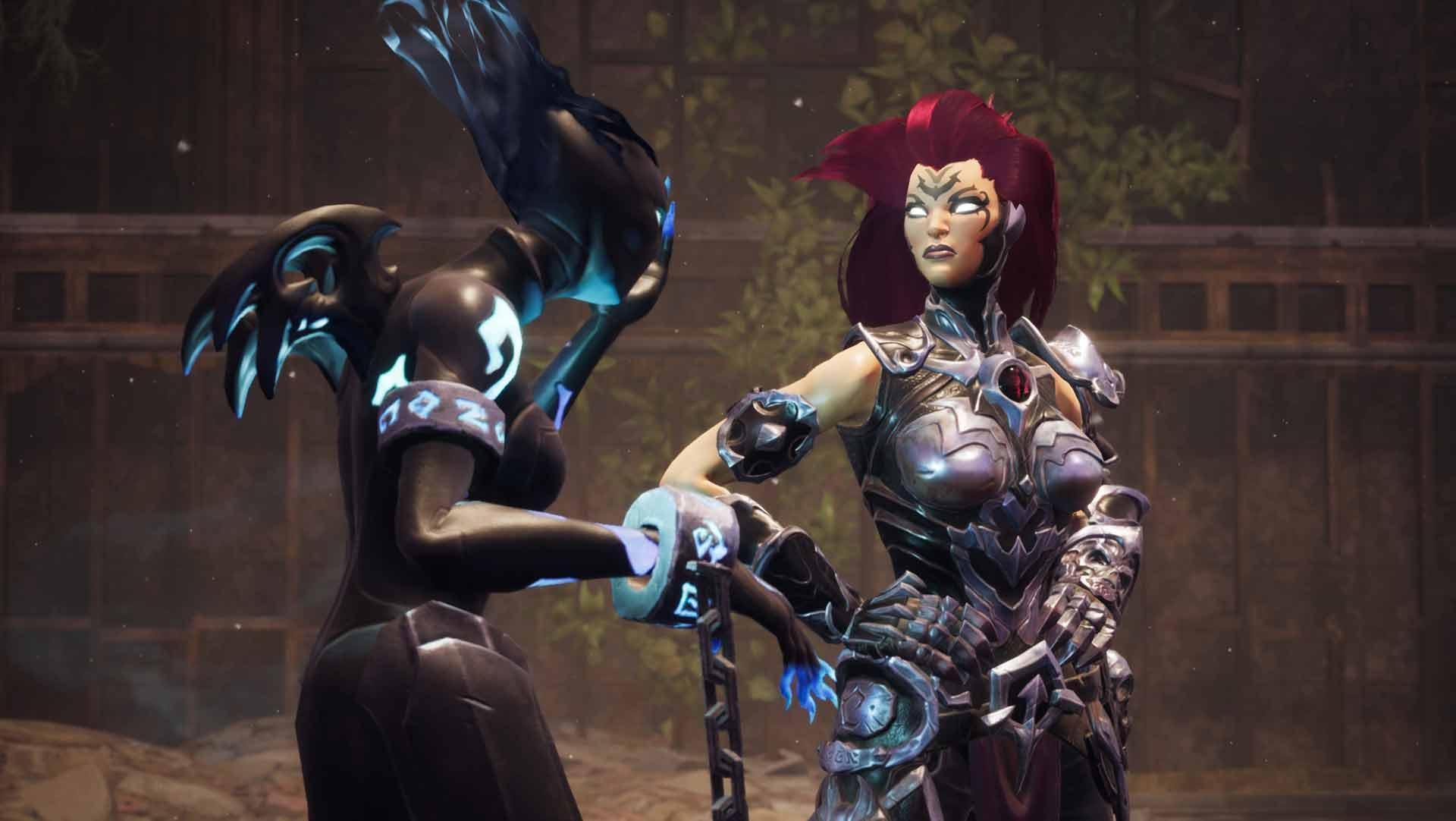 Darksiders III game image