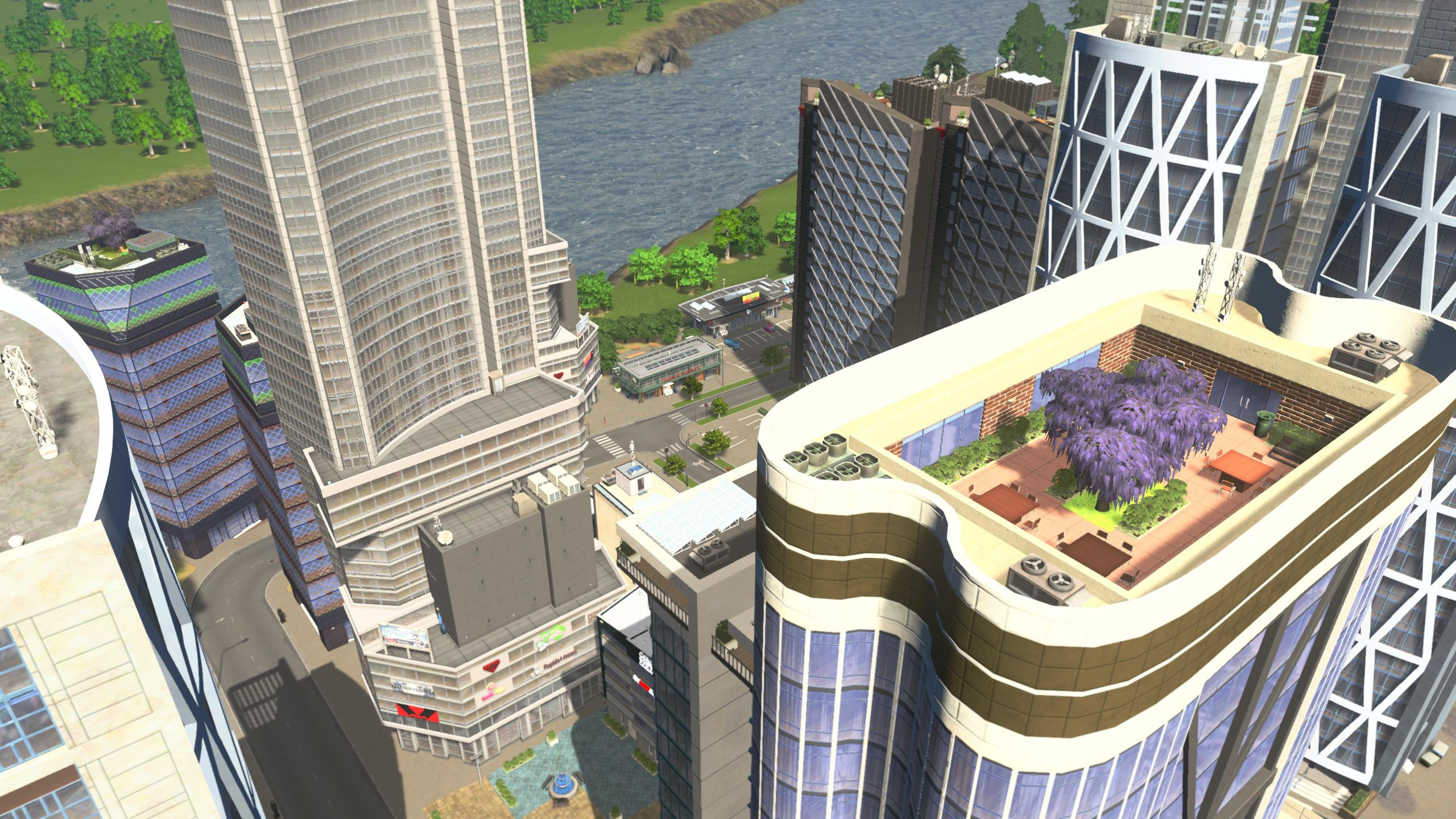 Cities: Skylines - Green Cities game image