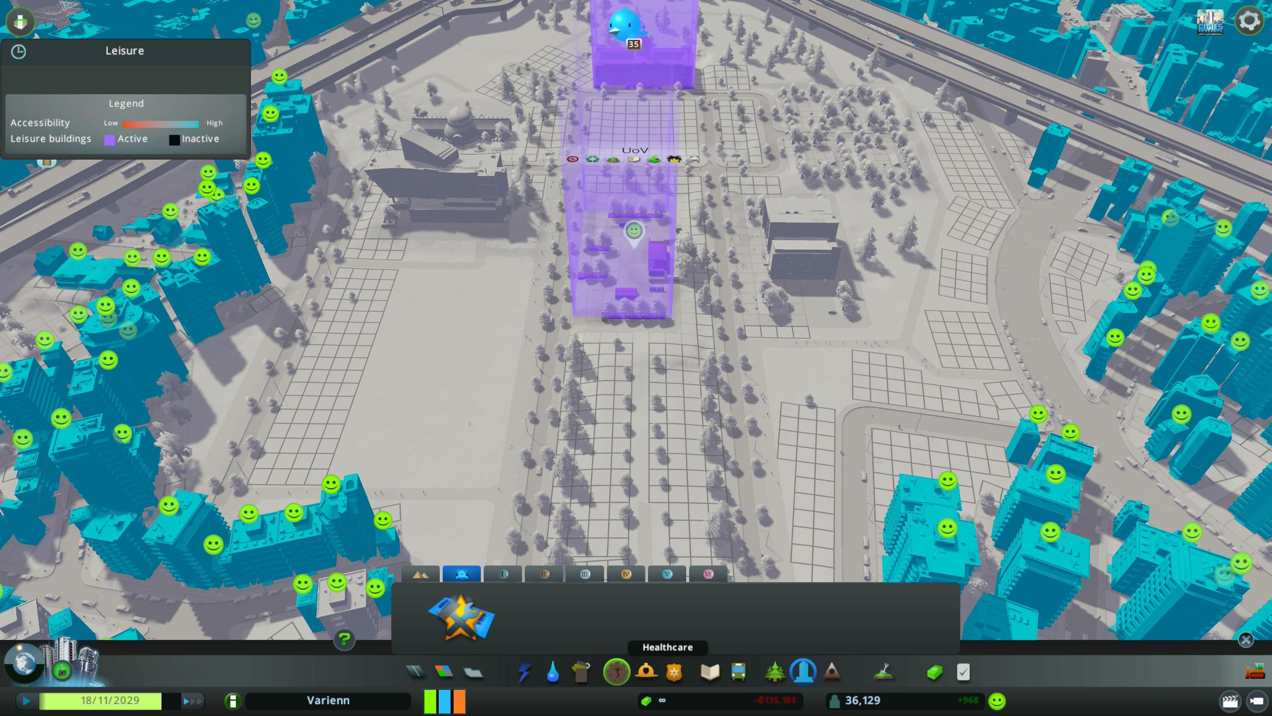 Cities: Skylines - Concerts game image