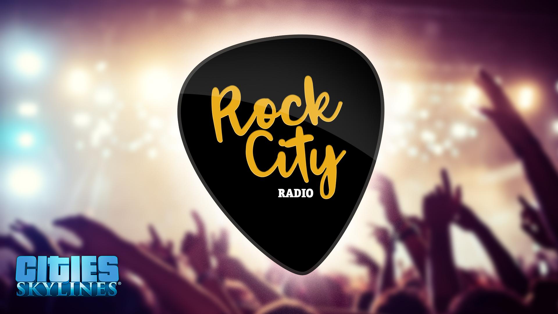 Cities: Skylines - Rock City Radio game image