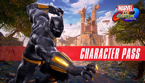 Marvel vs. Capcom: Infinite Character Pass game image