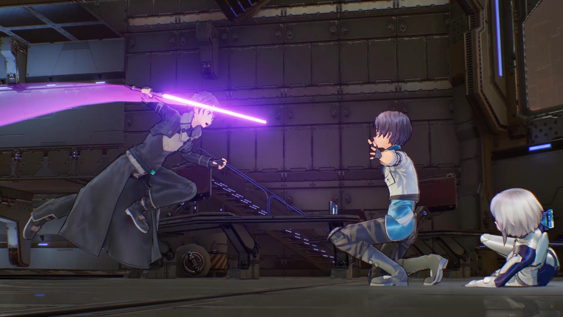 SWORD ART ONLINE: Fatal Bullet game image