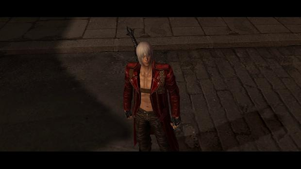 Devil May Cry HD Collection game image