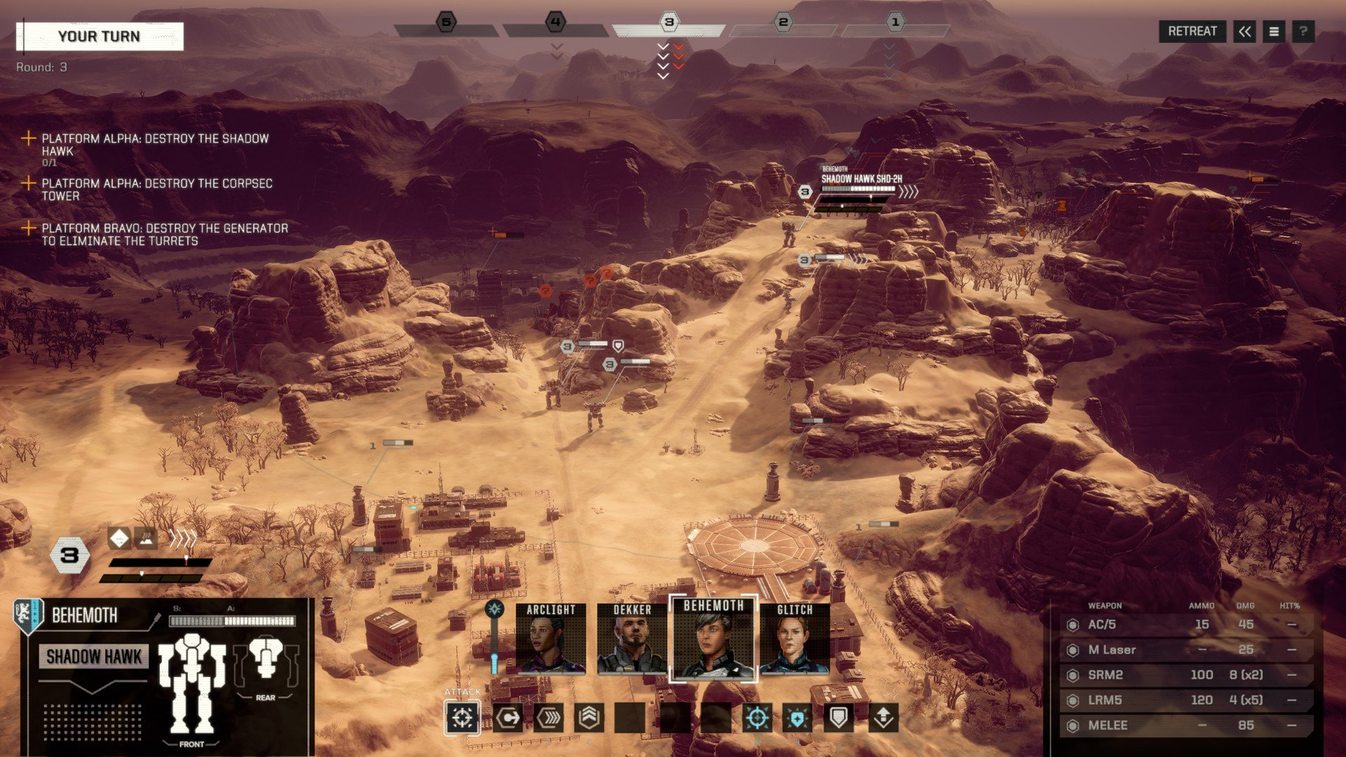 BATTLETECH game image