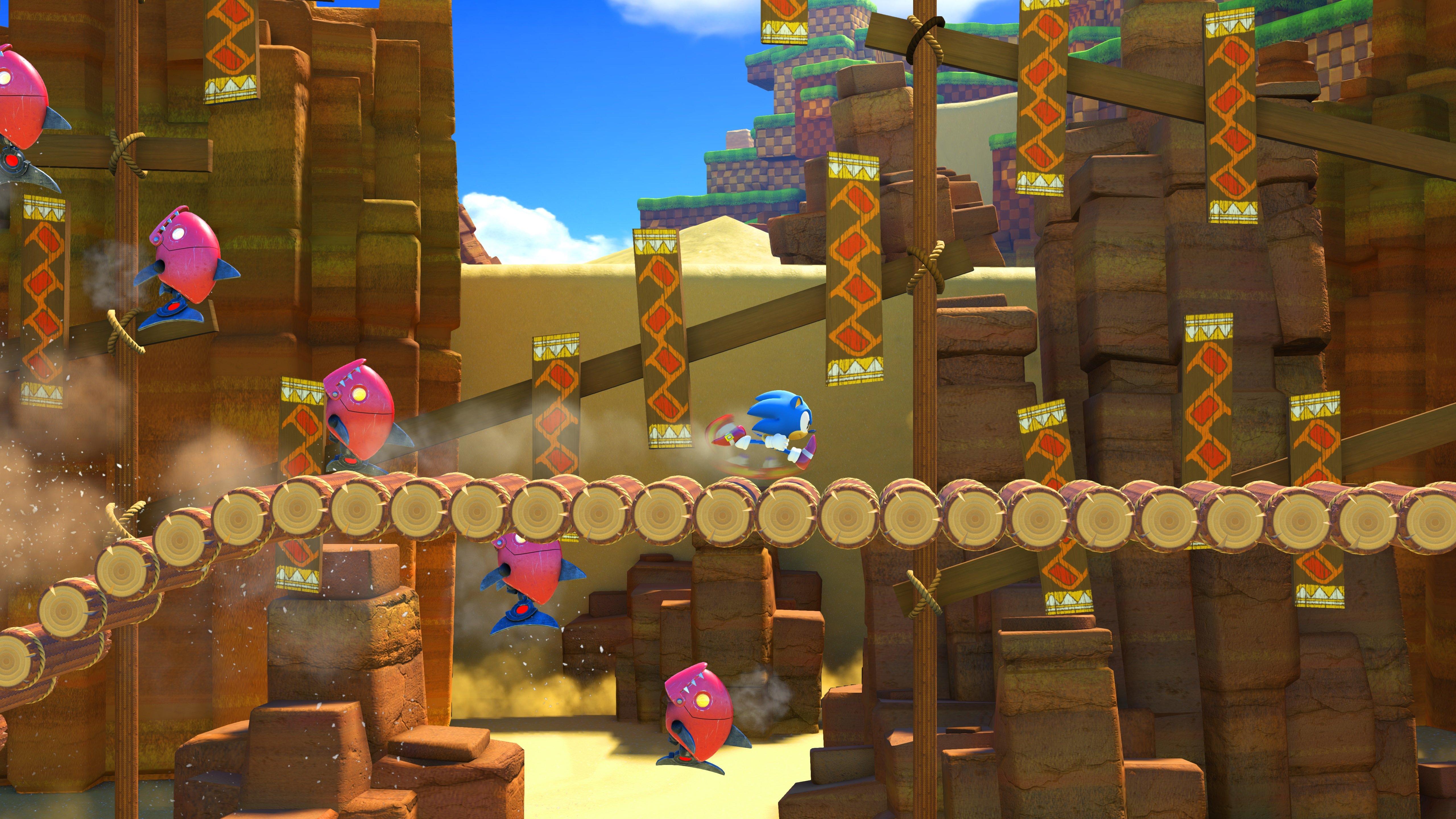 Sonic Forces Digital Bonus Edition game image