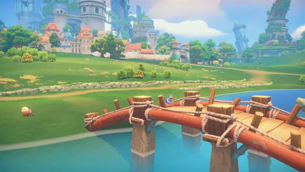My Time At Portia game image