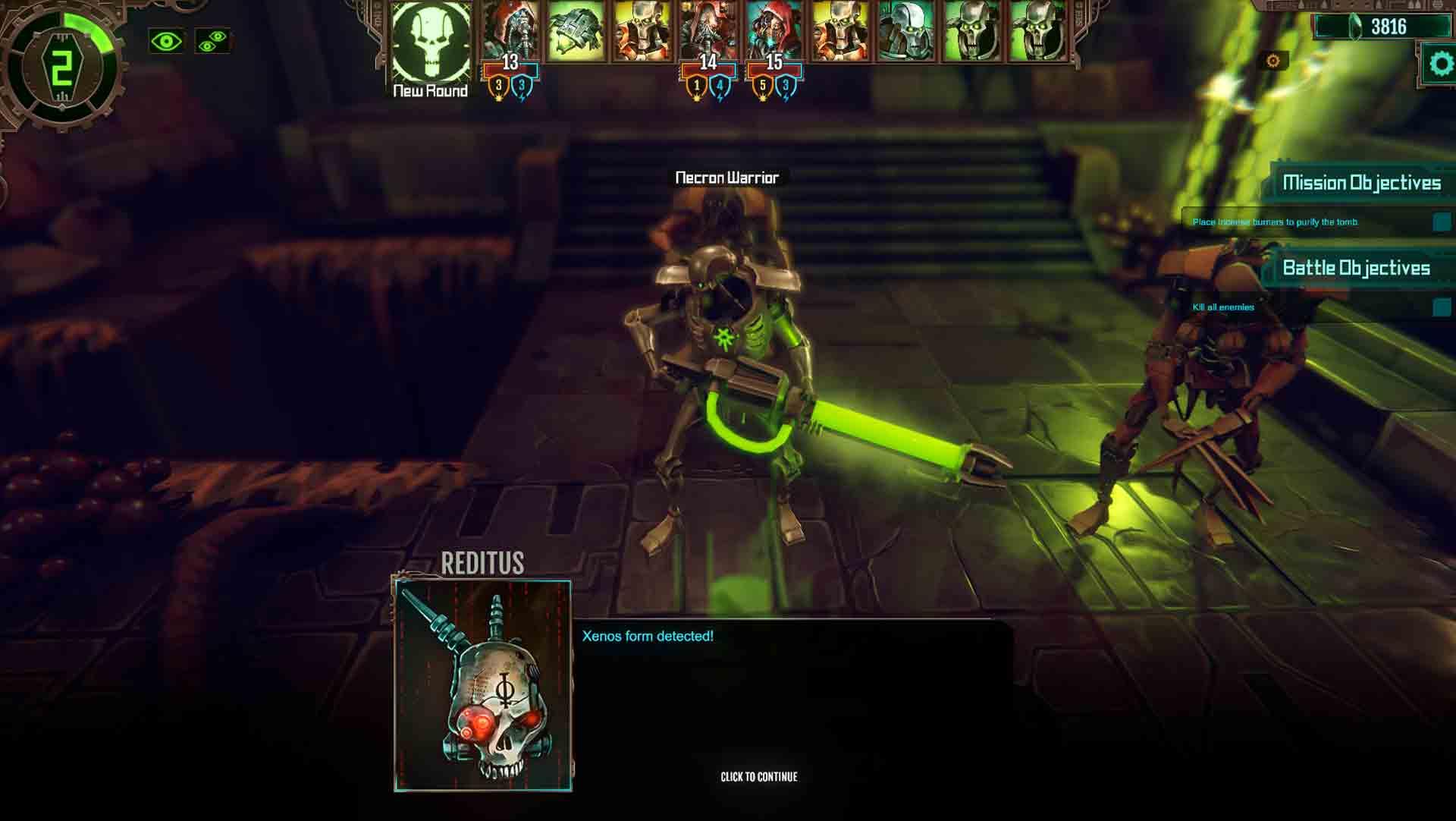 Warhammer 40,000: Mechanicus OMNISSIAH EDITION game image