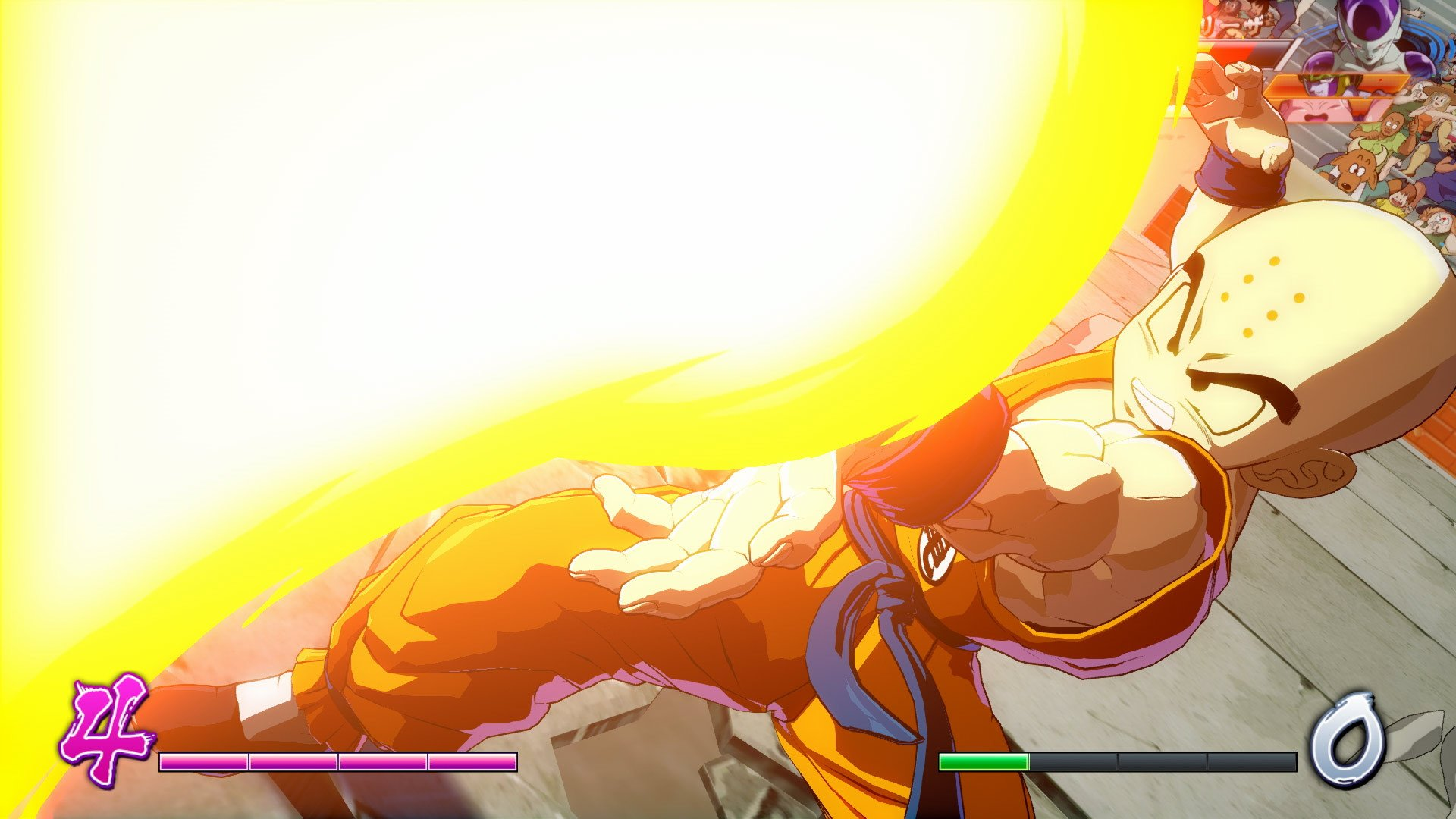 DRAGON BALL FighterZ game image