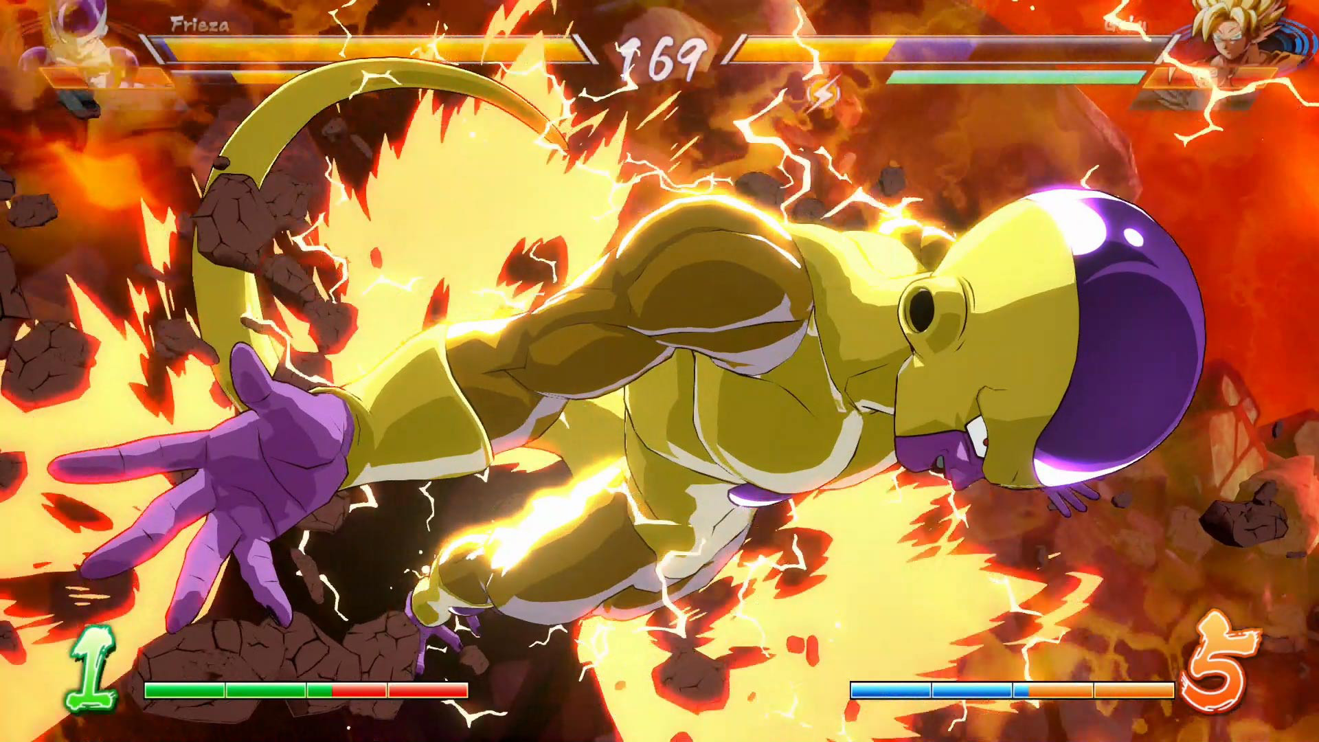 DRAGON BALL FighterZ - Ultimate Edition game image