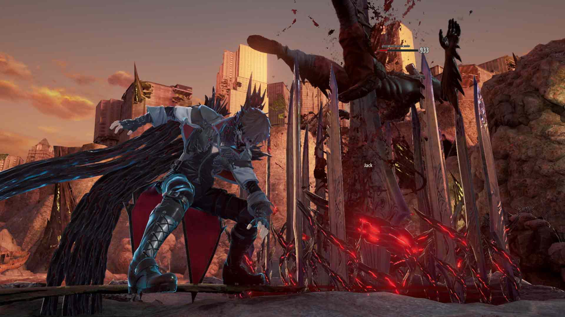 CODE VEIN game image