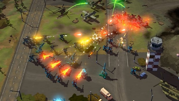 Forged Battalion game image