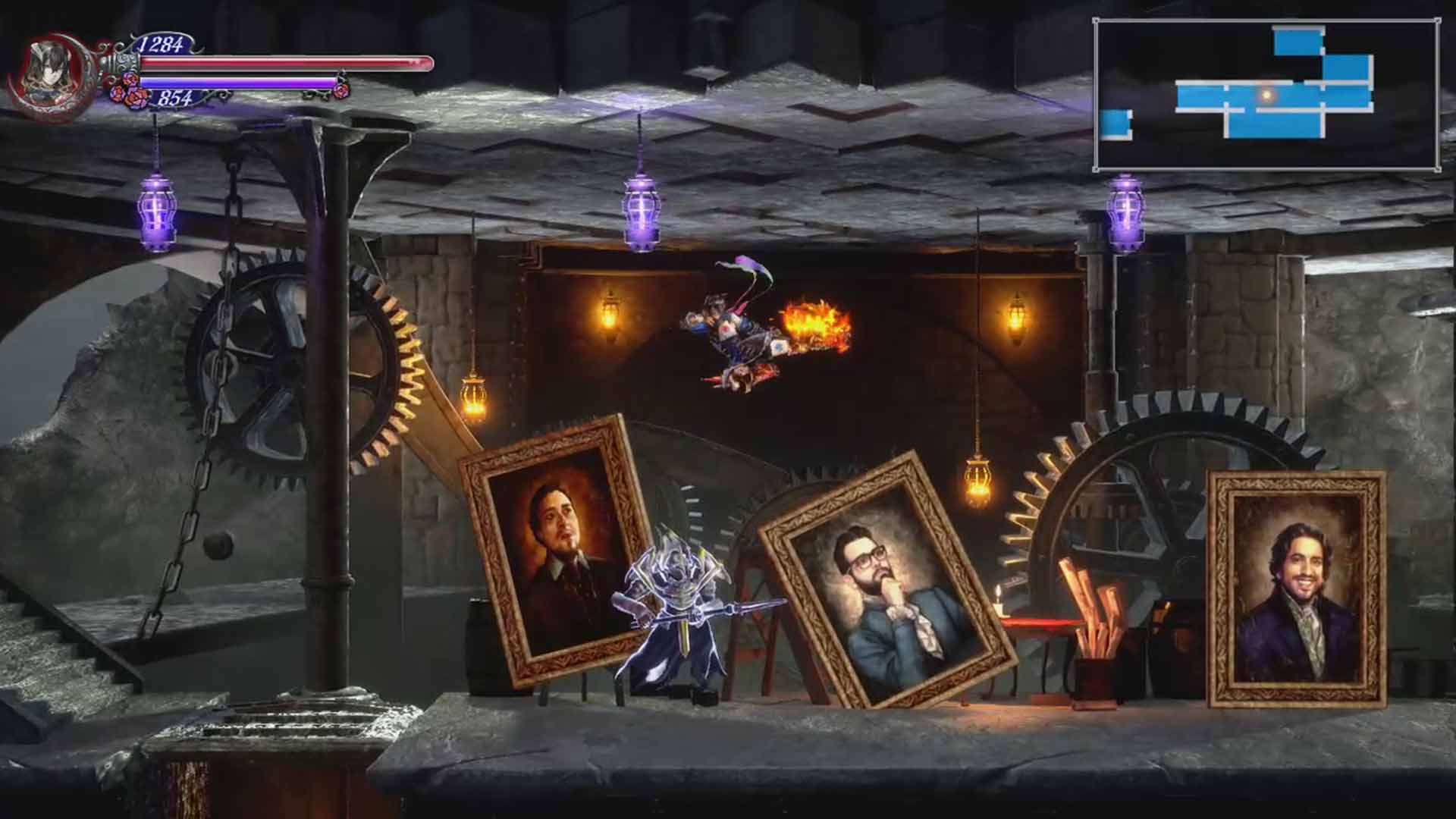 Bloodstained: Ritual of the Night game image