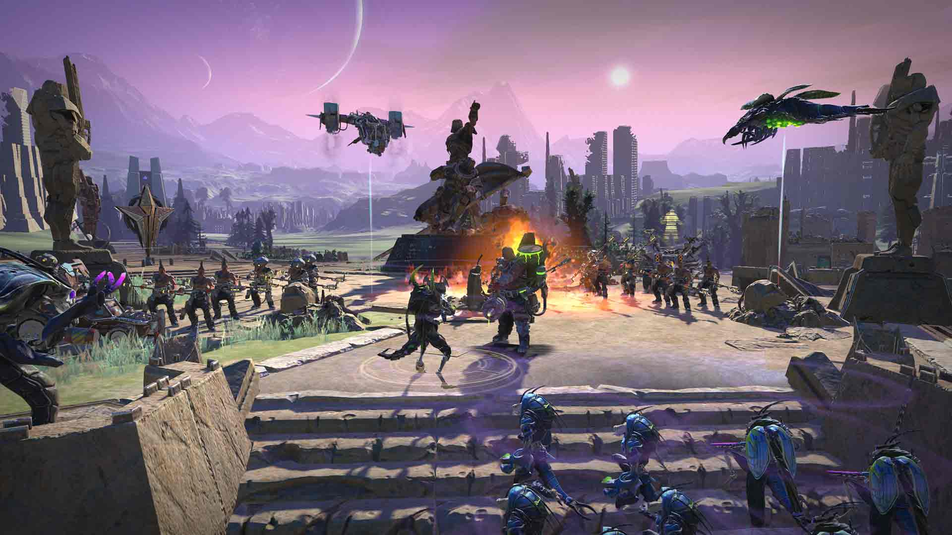 Age of Wonders: Planetfall game image