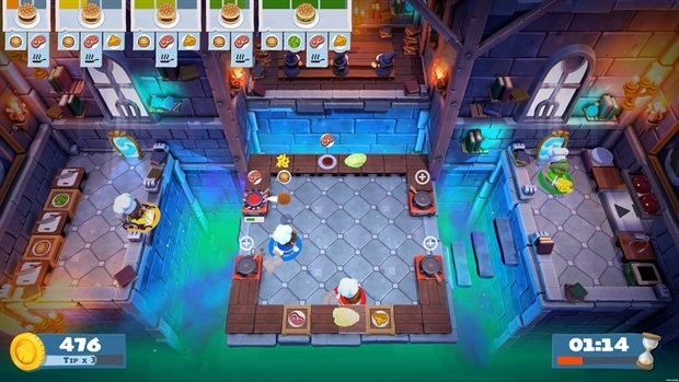 Overcooked! 2 game image