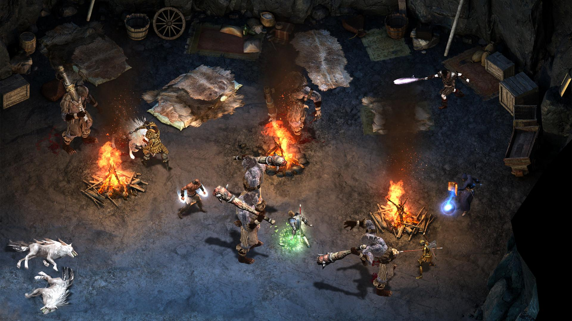 Pillars of Eternity - The White March Expansion Pass game image