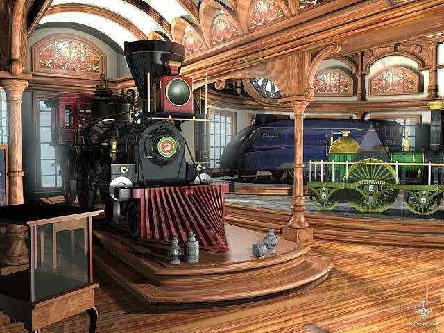 Sid Meier's Railroads! game image