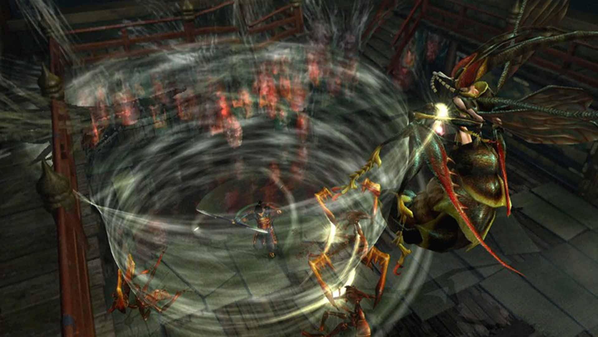 Onimusha: Warlords / 鬼武者 game image