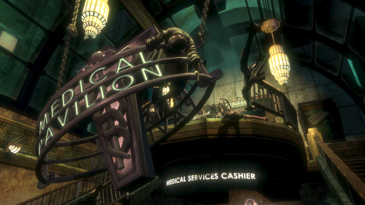 BioShock: The Collection game image