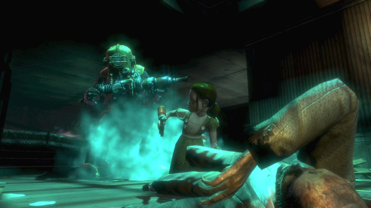 BioShock game image