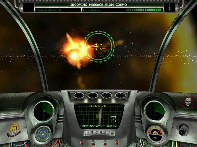 X-COM: Interceptor game image