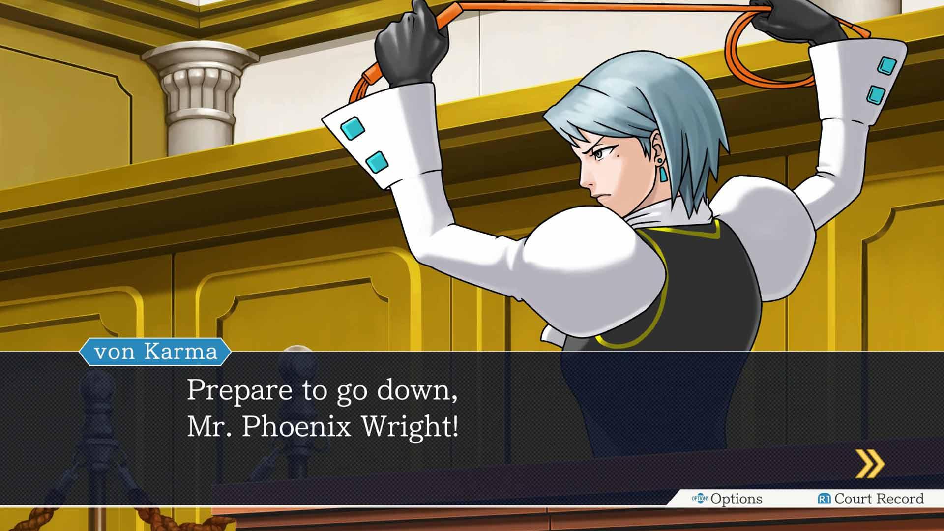 Phoenix Wright: Ace Attorney Trilogy / 逆転裁判123 成歩堂セレクション game image