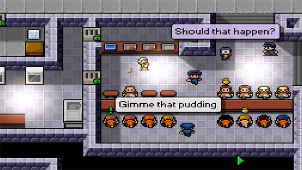 The Escapists + The Escapists: The Walking Dead Deluxe game image
