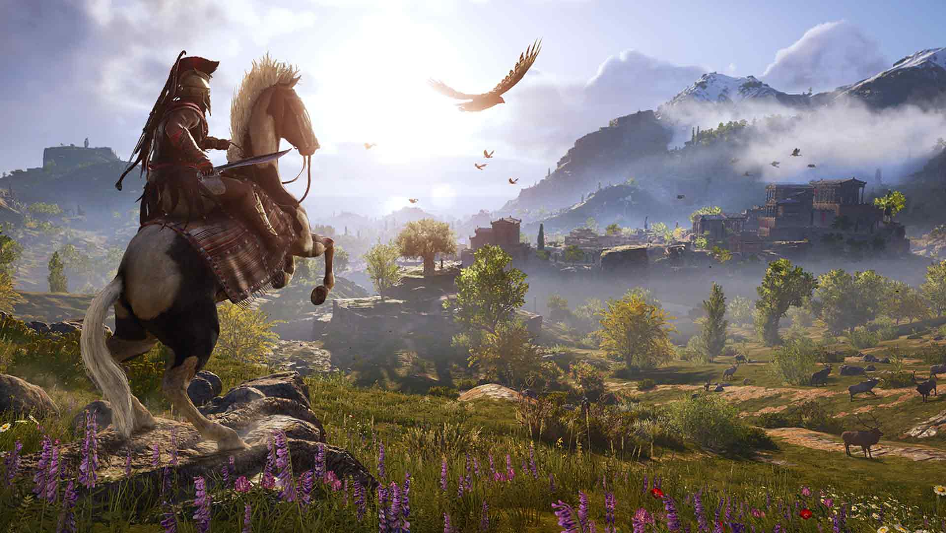Assassin's Creed Odyssey - Standard Edition game image