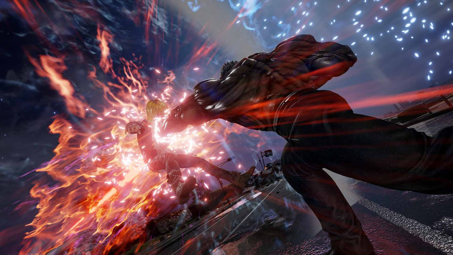 JUMP FORCE Deluxe Edition game image
