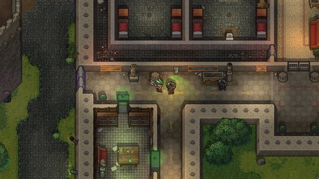 The Escapists 2 - Dungeons and Duct Tape game image