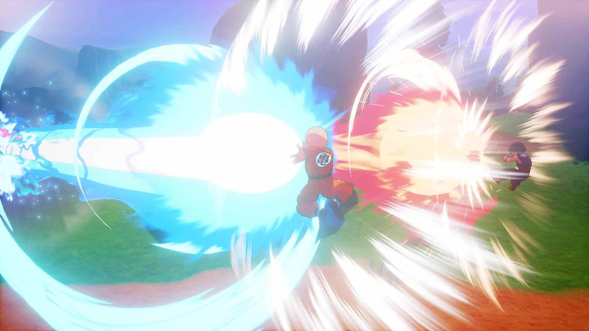 DRAGON BALL Z: KAKAROT game image