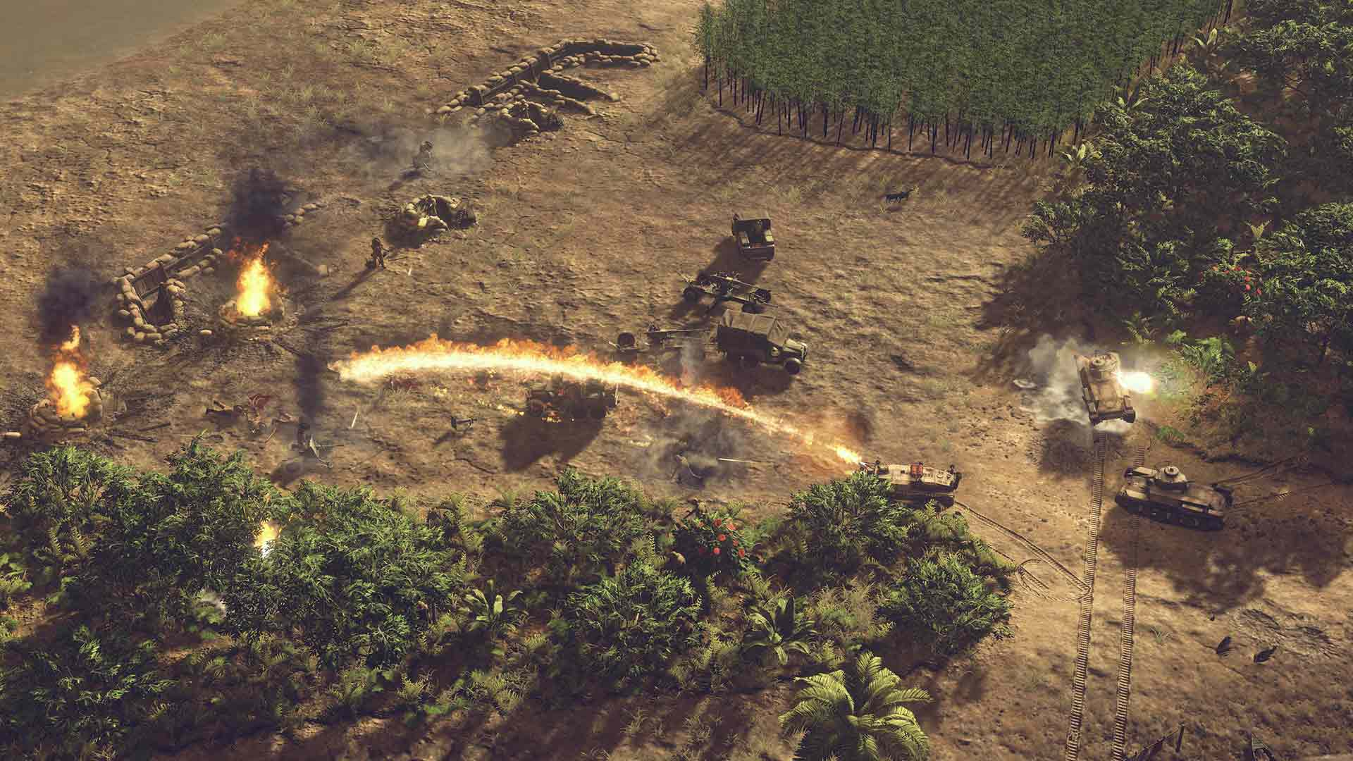 Sudden Strike 4 - The Pacific War| Best Steam games only on