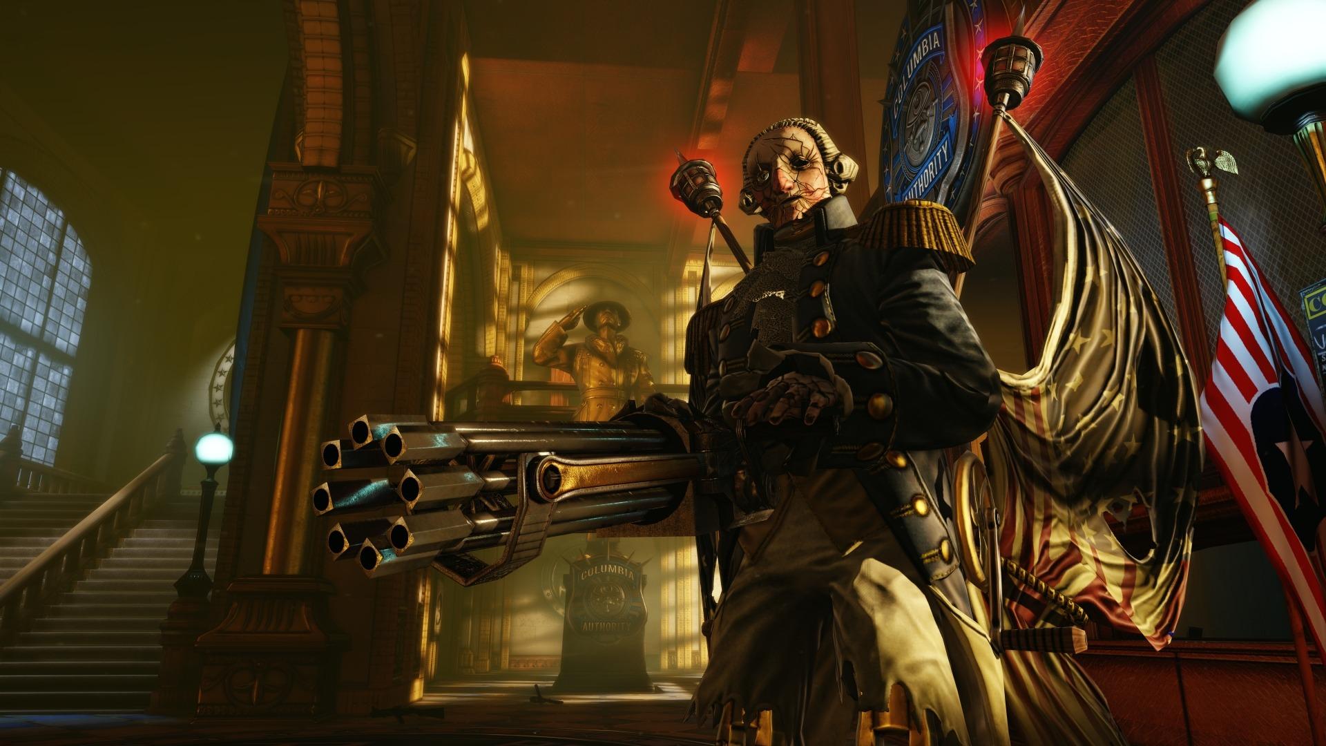 BioShock Infinite game image