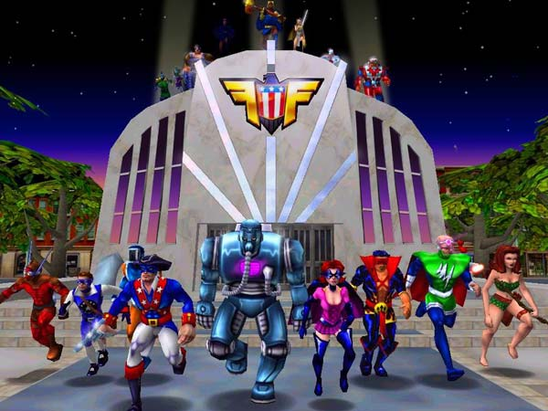 Freedom Force: Freedom Pack game image