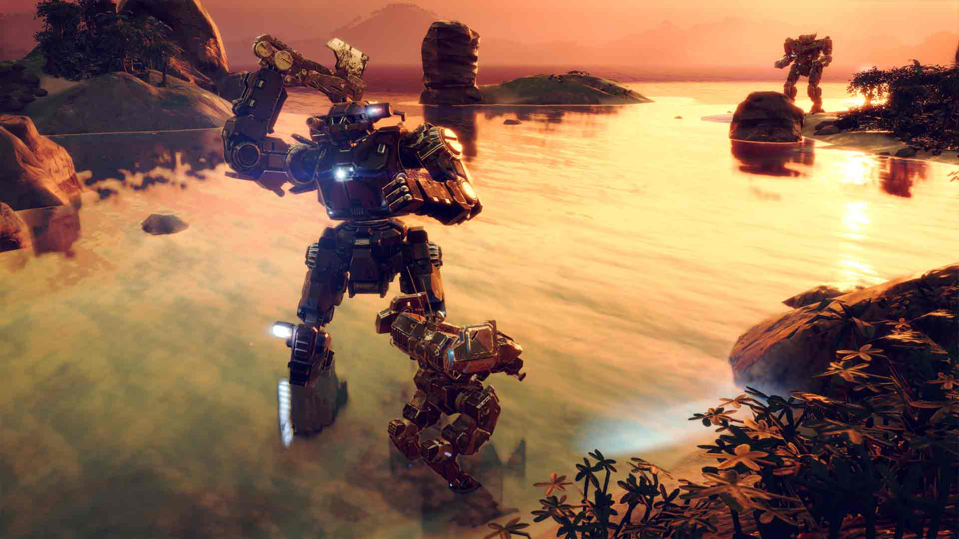 BATTLETECH Flashpoint game image