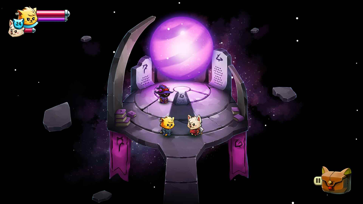 Cat Quest II game image