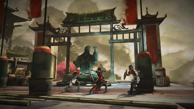 Assassin's Creed® Chronicles: Trilogy game image