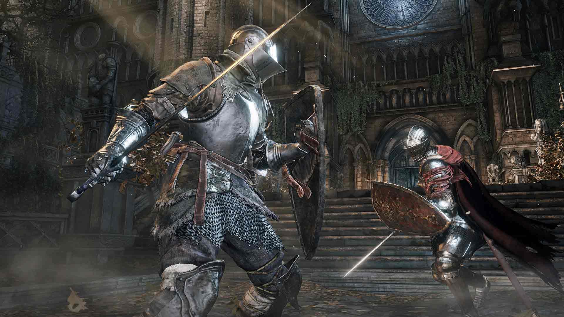 DARK SOULS III game image