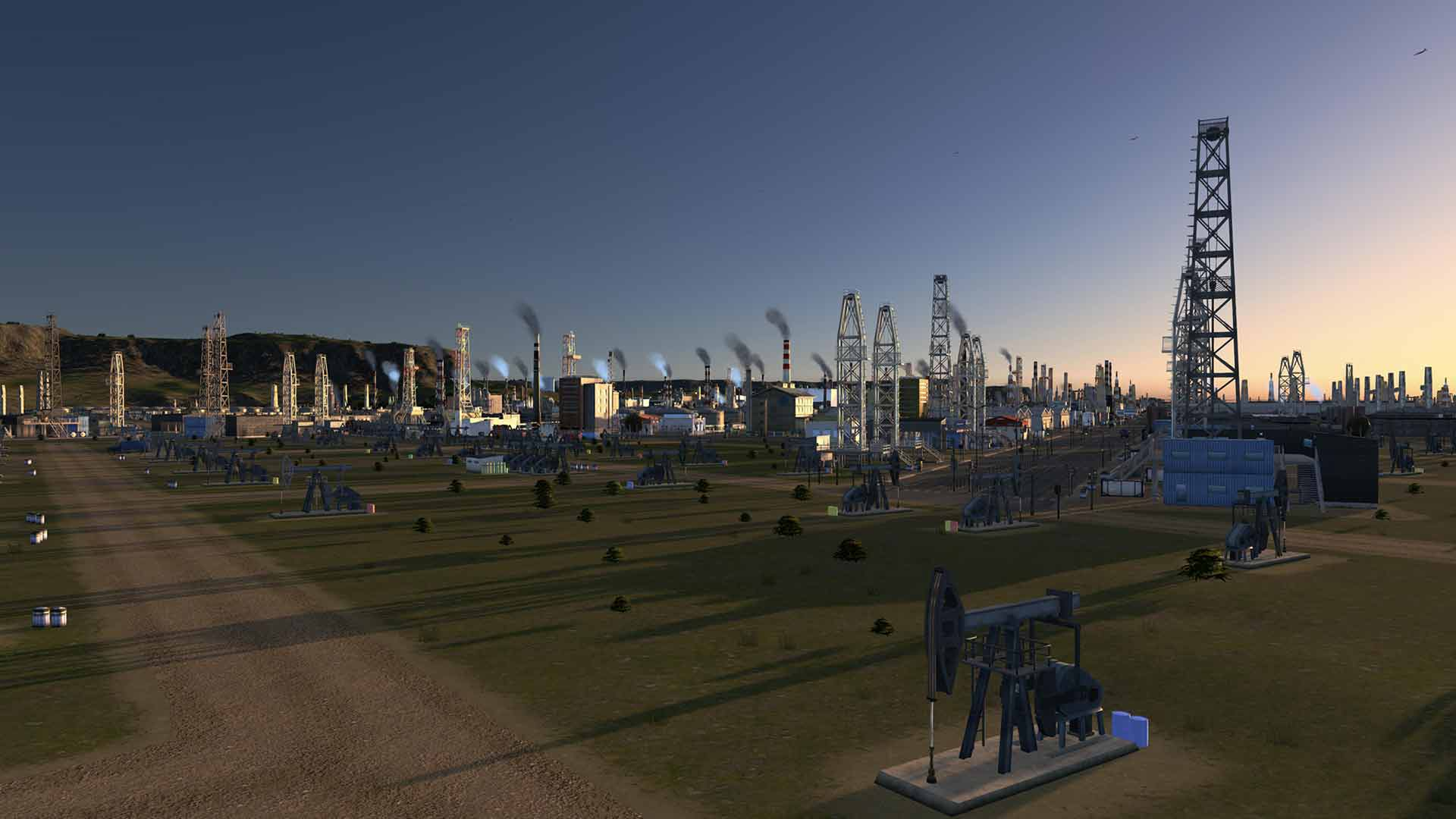 Cities: Skylines - Synthetic Dawn Radio game image