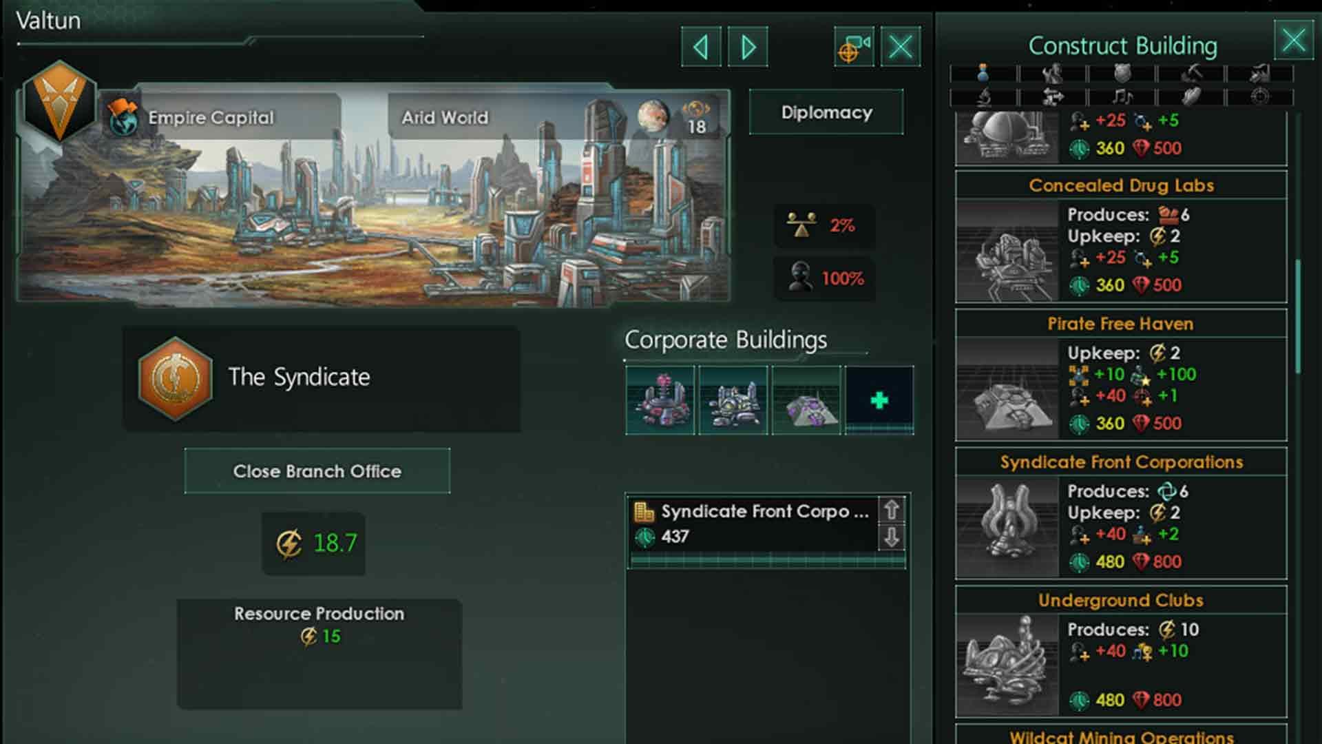 Stellaris: MegaCorp game image