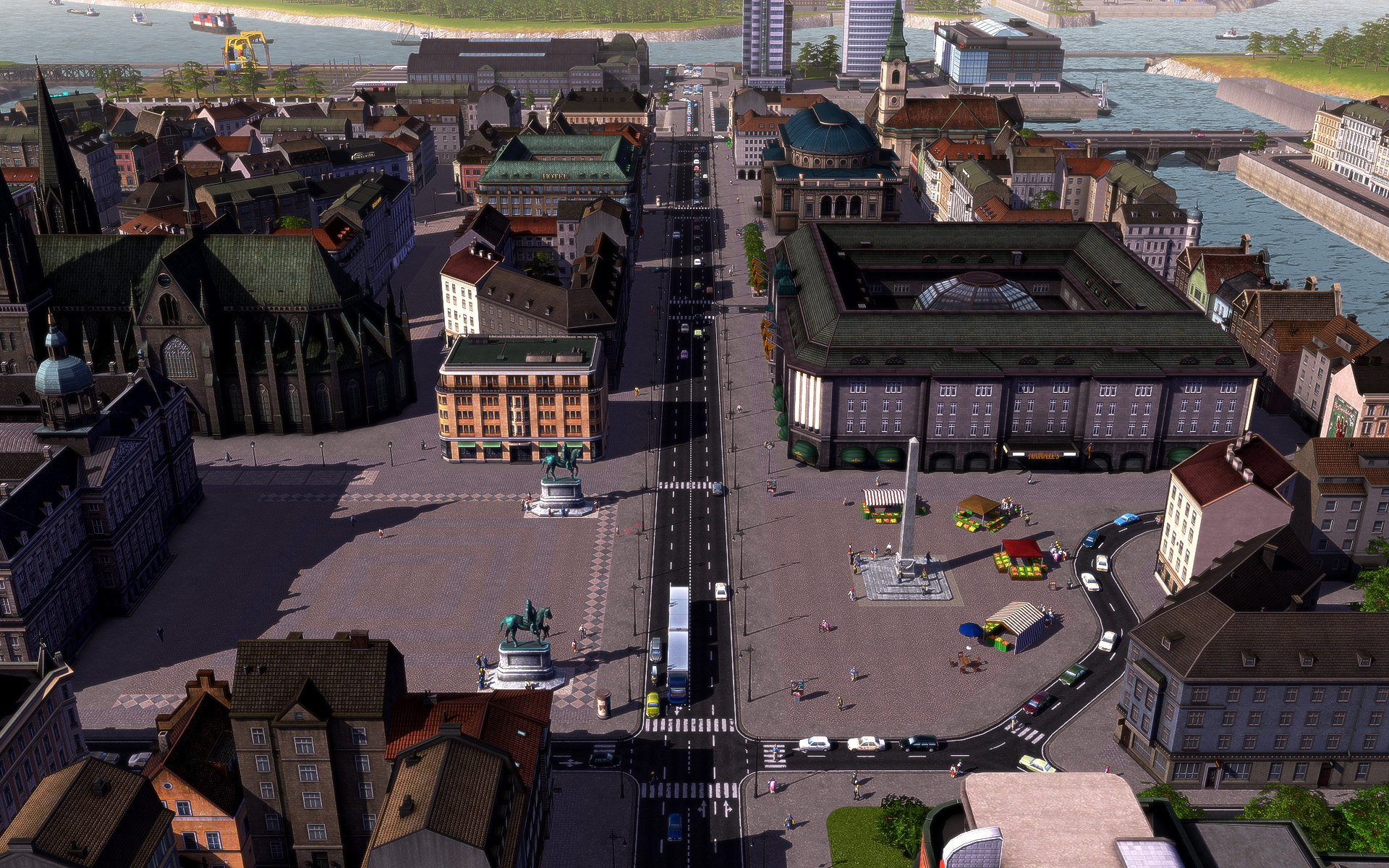 Cities in Motion 1 and 2 Collection game image