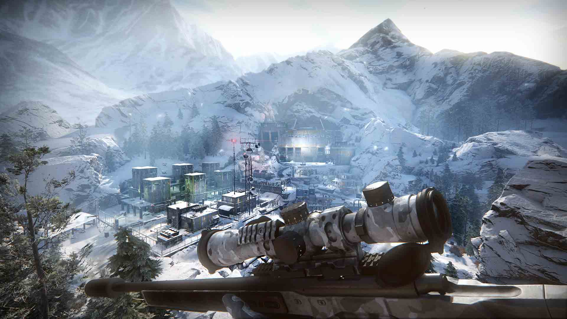 Sniper Ghost Warrior Contracts game image