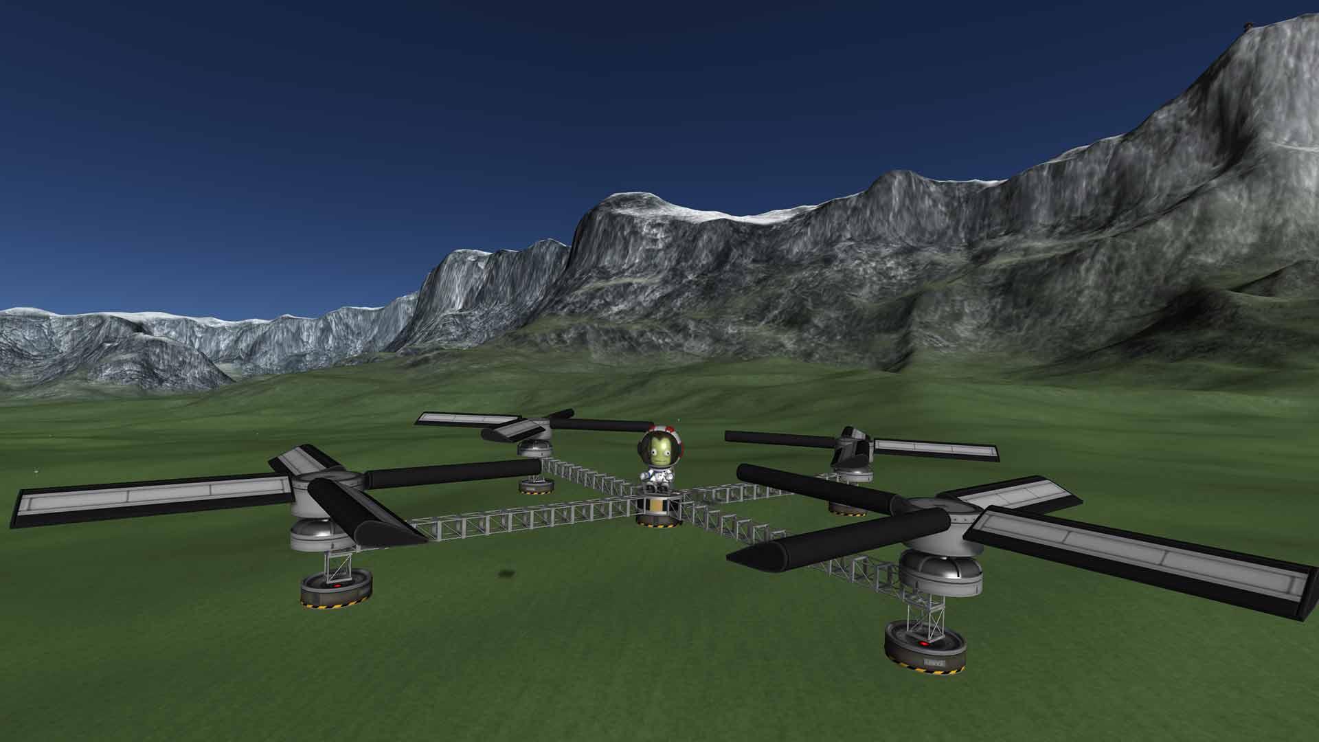 Kerbal Space Program: Breaking Ground Expansion game image