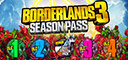 Borderlands 3: Season Pass (Steam)