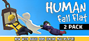 Human: Fall Flat 2-PACK