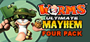 Worms™ Ultimate Mayhem - Four Pack