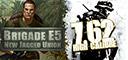 7,62 High Calibre + Brigade E5: New Jagged Union Pack