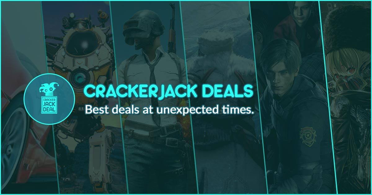 crackerjack deals